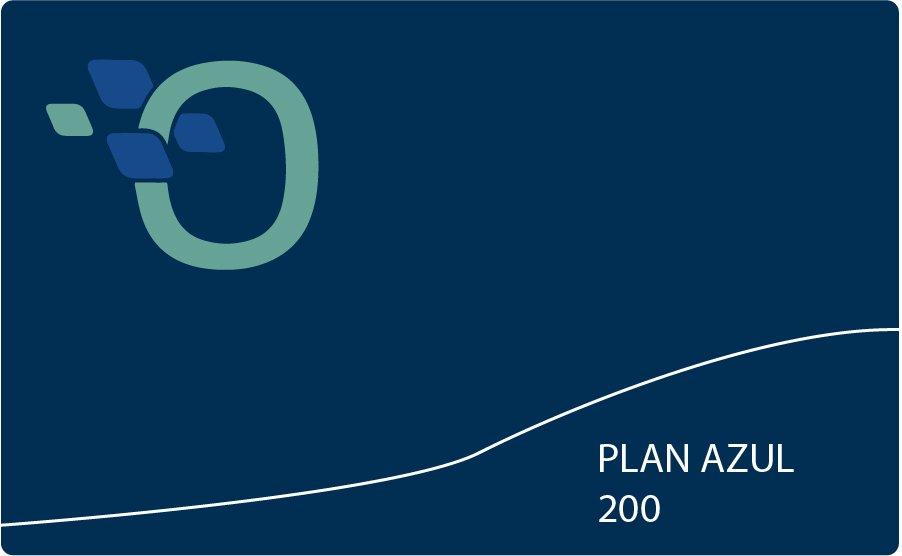 PLAN AZUL 200